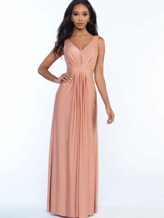 long-pink-dress